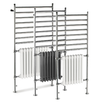 Combination Traditional Towel Warmers