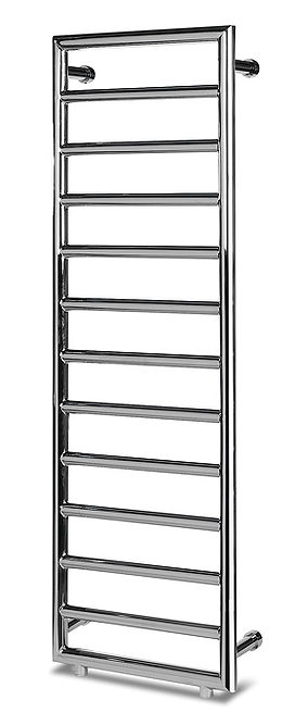 Palma 1 Towel Rail by Cherished Radiators