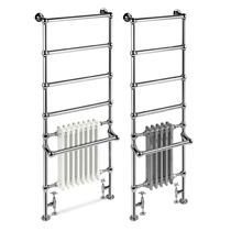 Tudor Traditional Towel Warmers