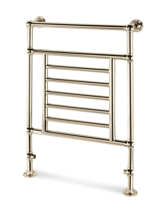 Decorative Towel Warmers : Venice ball jointed towel warmers from cherished radiators