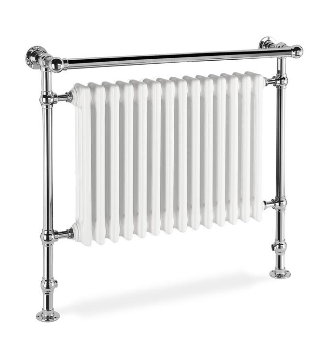! Duchess 3 Towel Rails from Cherished Radiators